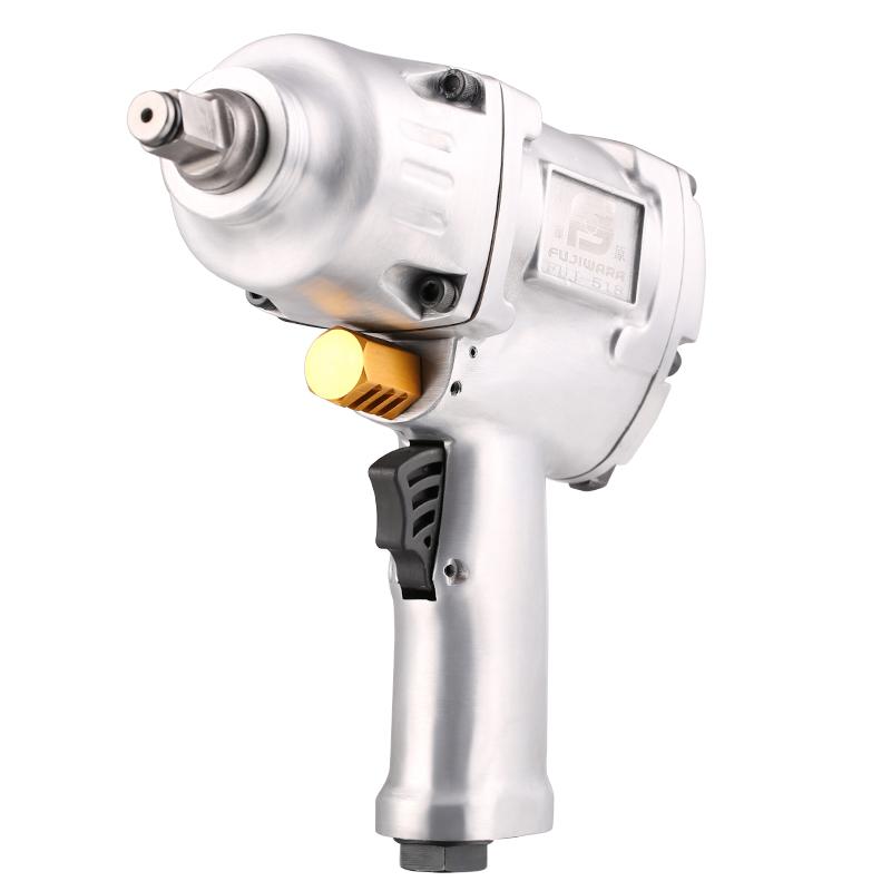 藤原风炮气动扳手大扭力工业冲击扳手风炮套装重型汽修气动工具