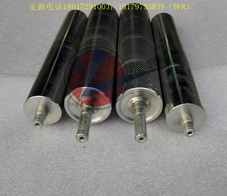 主动滚筒电镀镀锌动力辊筒流水线滚筒滚轴皮带传动驱动轮花纹压花