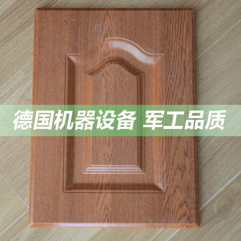 大亚环保E0级 欧式橱柜门板定做定制 美式烤漆衣柜门模压门吸塑门