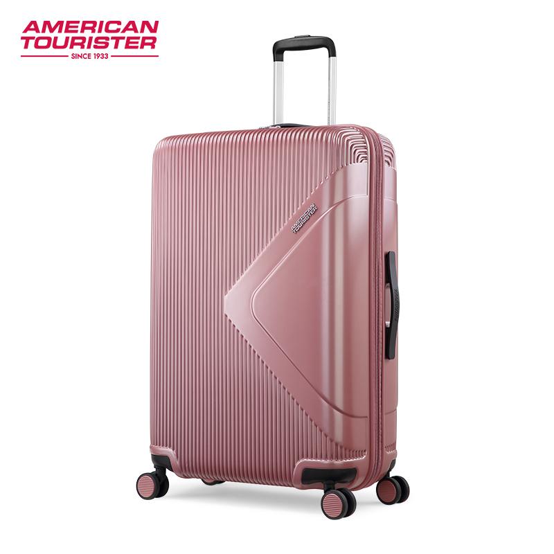 美旅行李箱红点设计奖20/25/29寸大容量超轻可登机旅行箱55G