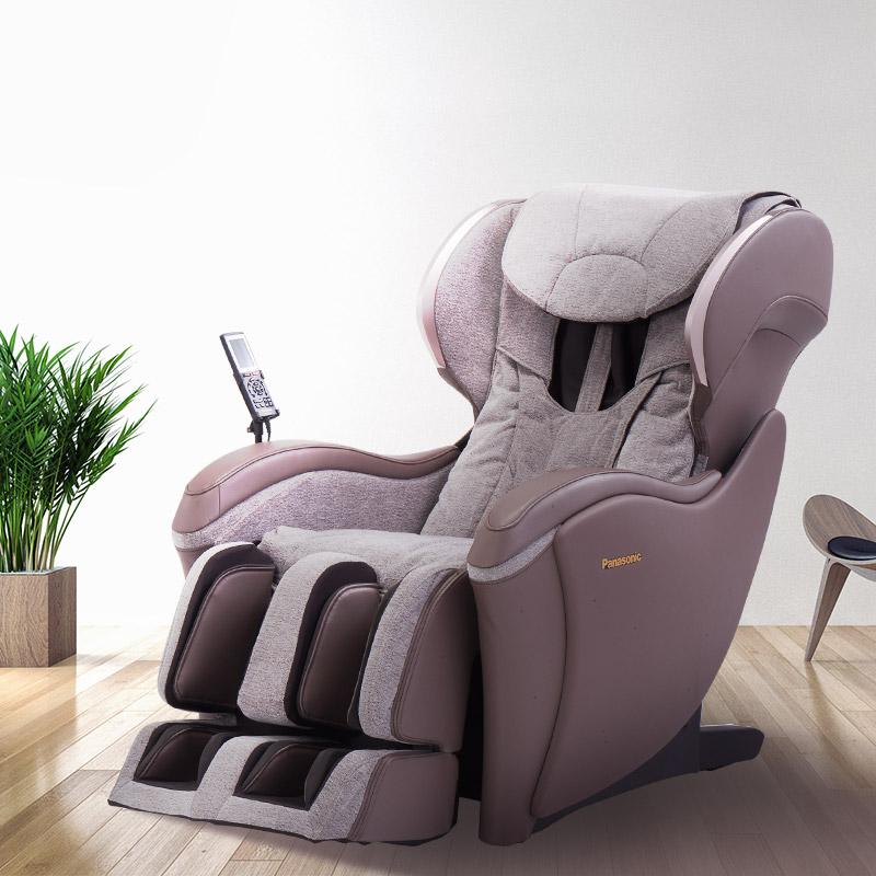 松下家用全自动按摩椅多功能智能颈椎电动老年按摩器沙发椅MA04
