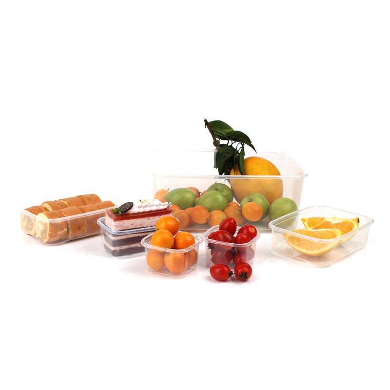 乐亿多 佳密盒单品 保鲜盒 冰箱收纳储藏盒 零食盒 微波食品盒