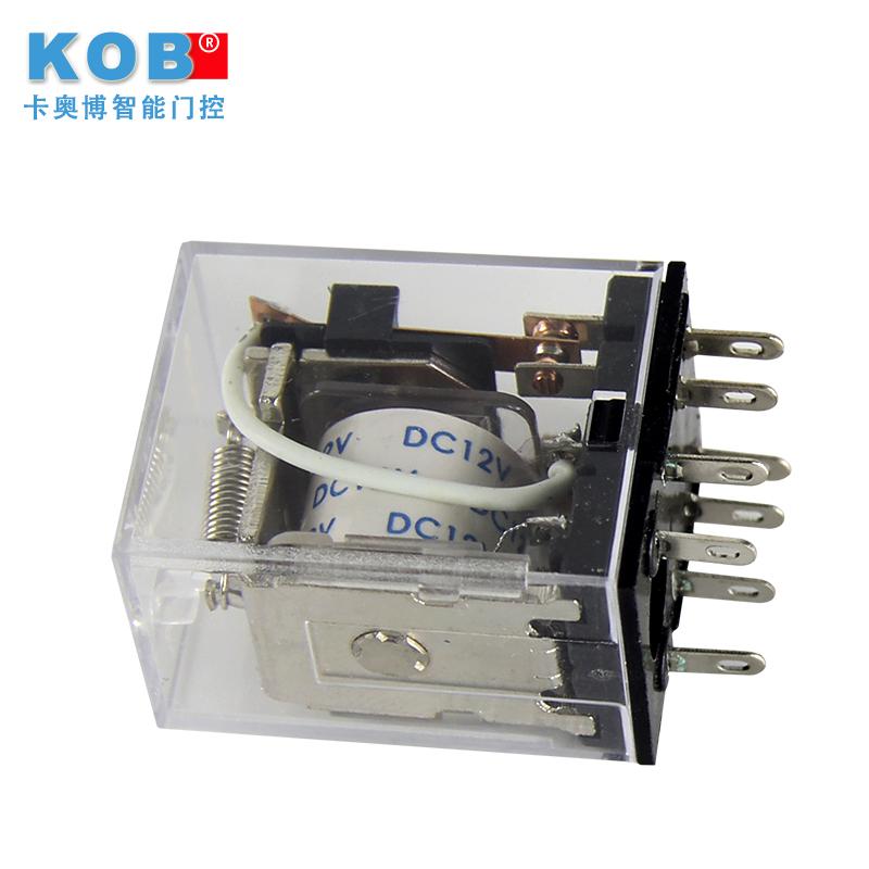 可与电子门禁自动门配套使用 伏多功能联动器 12 继电器 12V 继电器
