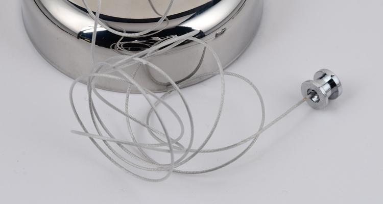 加厚不锈钢晾衣绳 304钢丝伸缩 加长加粗晾衣架浴室钢丝绳晾衣服