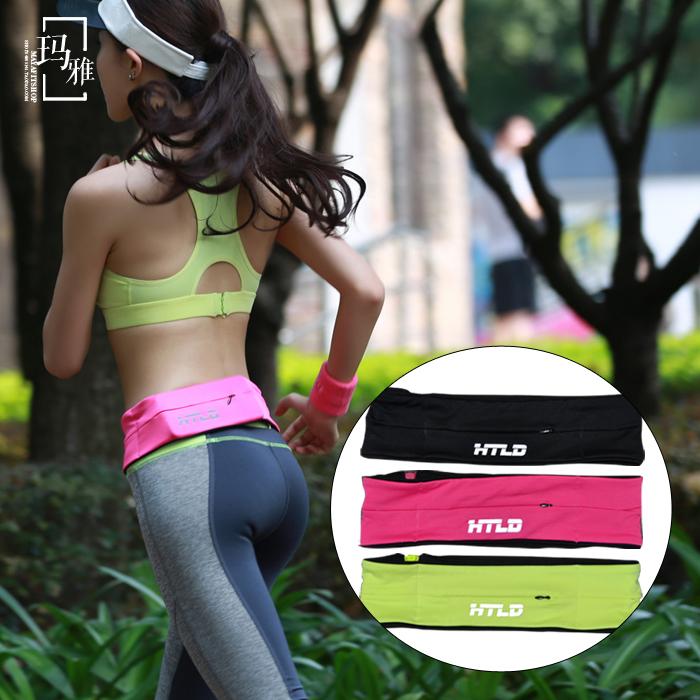 男女款馬拉松跑步健身貼身隱形戶外旅行手機運動腰包
