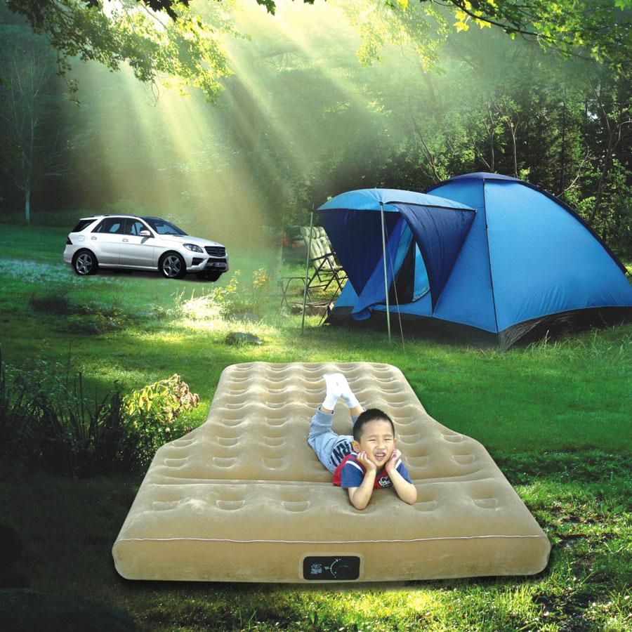 奇骏车载充气床骏逸尾箱床逍客气垫床途乐楼兰汽车后排双人旅行床