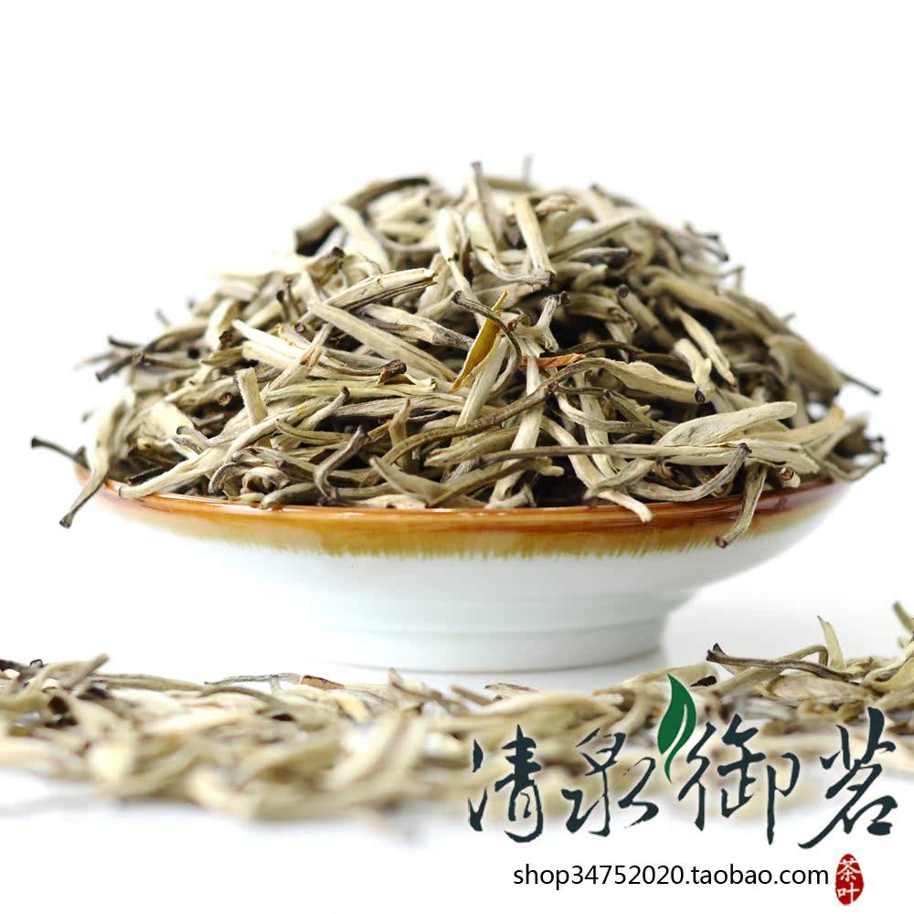 新散茶叶 2018 提袋 2 袋罐装 4 清泉御茗 500g 浓香型特级茉莉花茶香针王