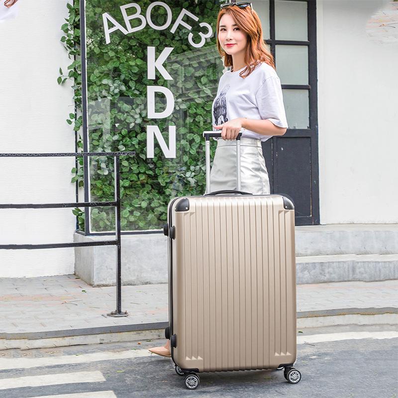 大容量32寸子母箱行李箱男女 拉杆箱30寸 女学生旅行箱 密码箱包