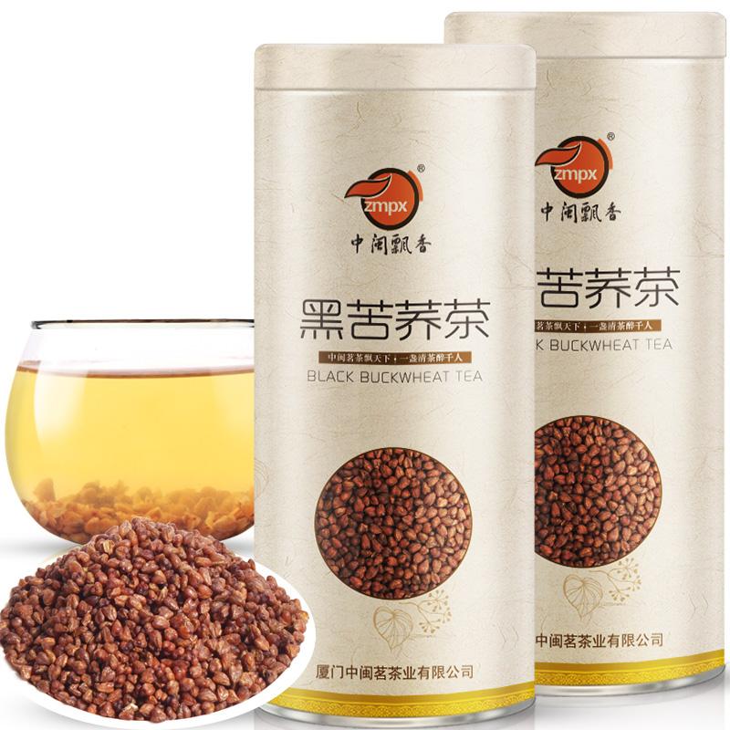 中闽飘香 苦荞茶 250克 5.1元包邮