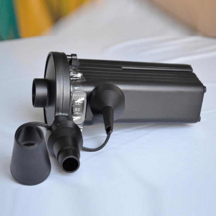 户外蓄电池电泵抽气泵充气泵充气床气垫床冲锋舟通用电动车载泵