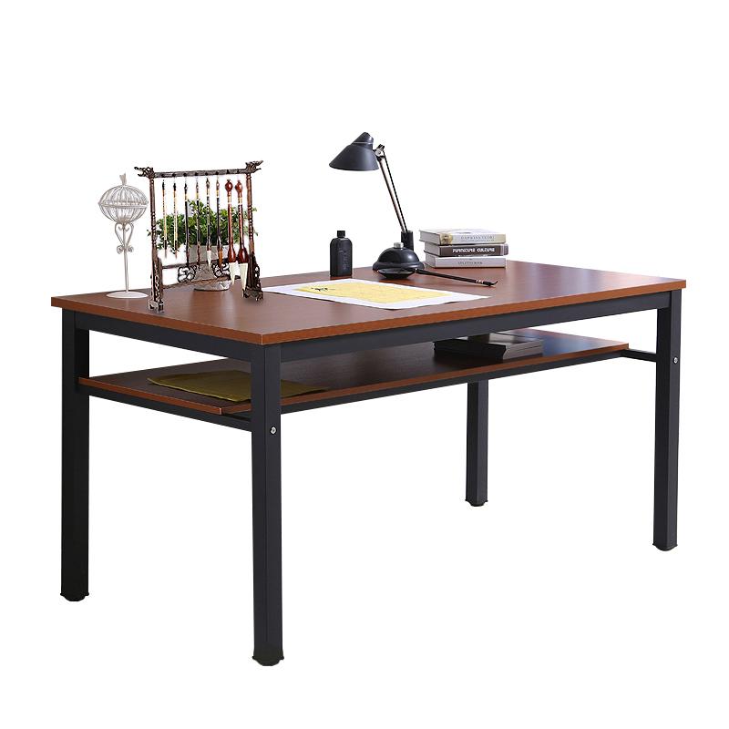 包邮书法桌电脑桌简易书桌书画桌办公桌培训桌课桌写字台简约定制