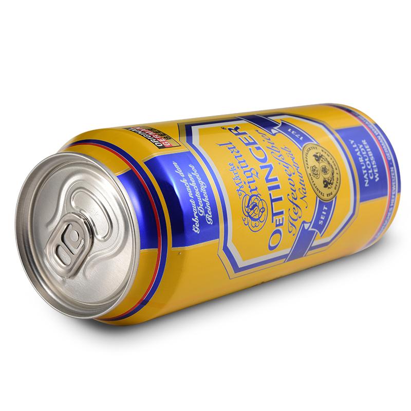 听 24 500ml 奥丁格小麦啤酒 德国啤酒 进口啤酒 送酒杯