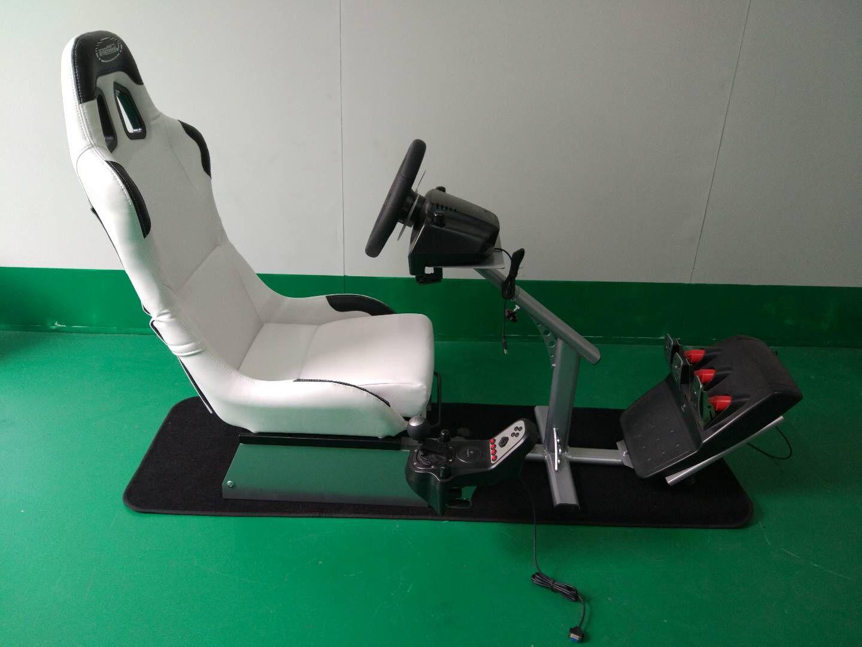 PS4 VR XBOXONE电脑PC罗技G27 G920G29 T300RS方向盘赛车支架座椅