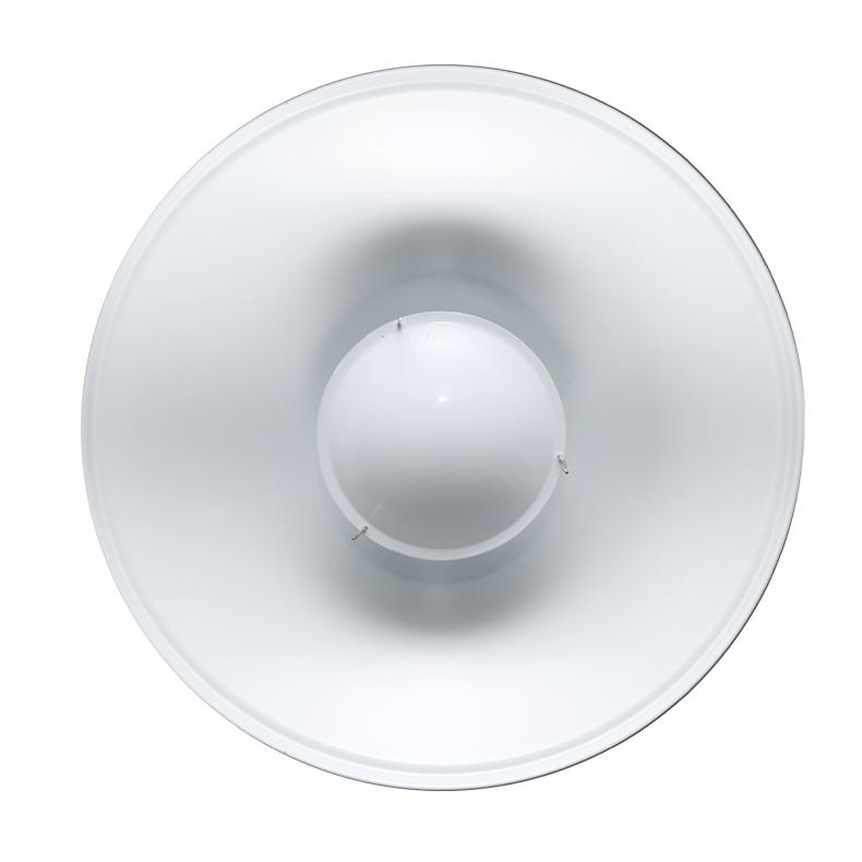 神牛雷达罩网格蜂巢内白55CM闪光灯雷达罩影棚柔光罩摄影棚保荣口
