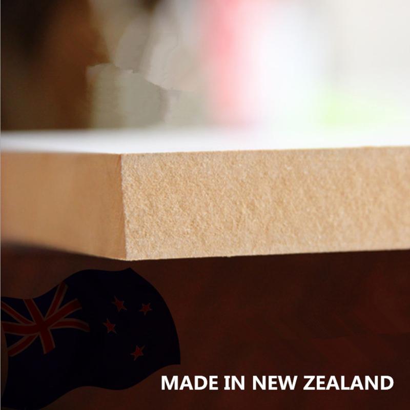 新西兰进口patinna 奥松板/澳松板/高密度板/纤维 E0级 9mm 板材