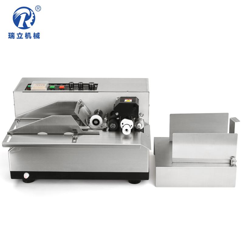 标准型 MY-380F自动墨轮打码机 墨轮标示机 自动打码机 标示机