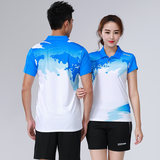 2020 summer short-sleeved T-shirt suit group purchase sportswear men and women team volunteer clothing corporate team building exhibition clothing