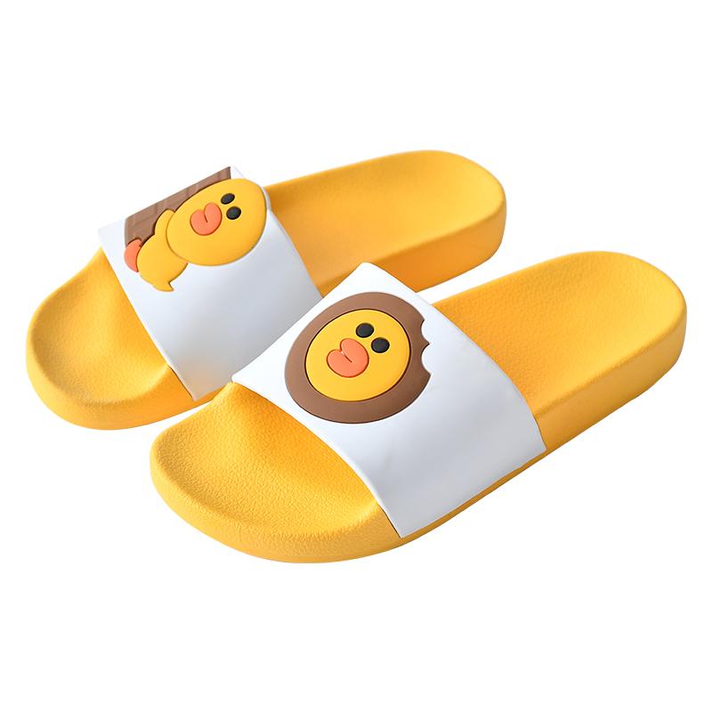 拖鞋女外穿可爱家居浴室拖鞋男夏天家用情侣室内防滑洗澡夏季凉拖