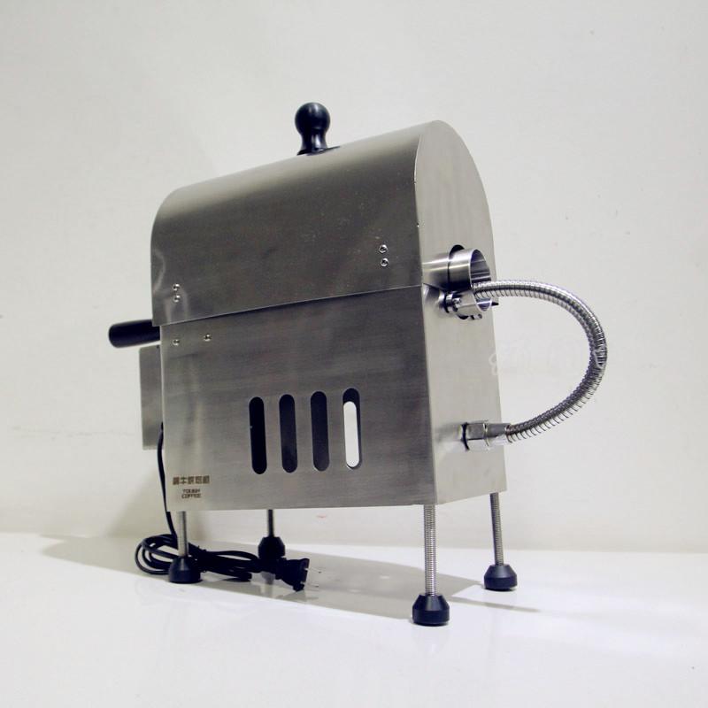 蜗牛直火烘焙机2.6版咖啡烘豆机咖啡豆小型家用150-350燃气半直火
