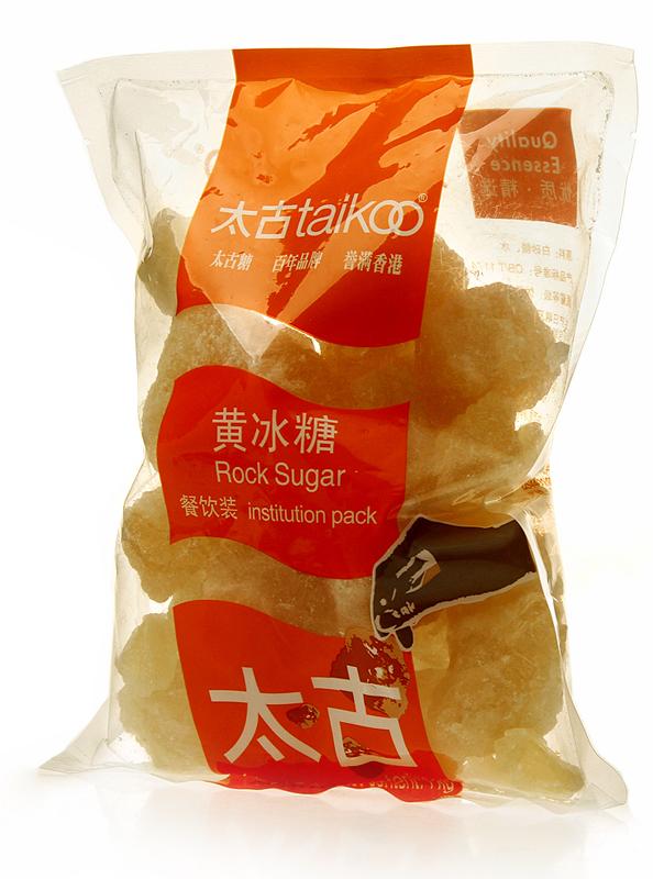 【4袋】太古黄冰糖1000g*4(1KG*4)袋装食用糖适用于煲汤红烧肉