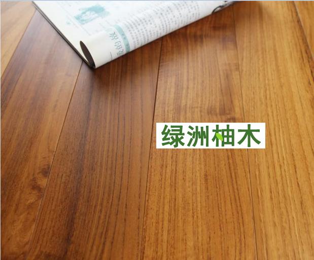 缅甸柚木地板  实木地板 抛光素板 天然柚木地板 全A级