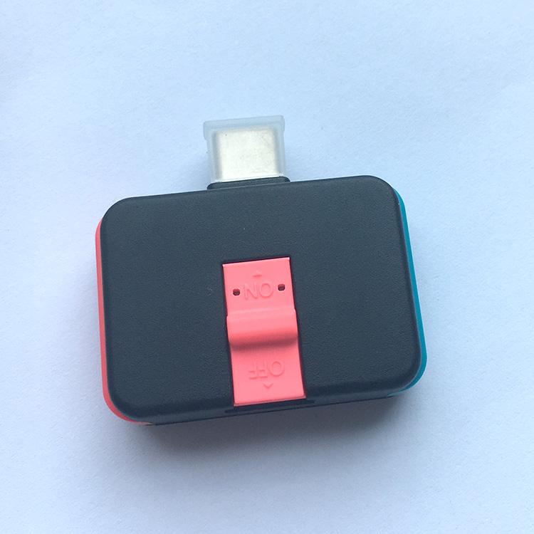 switch短接器NS大氣層U盤註入存檔PRO短路帽交換機RCM夾具
