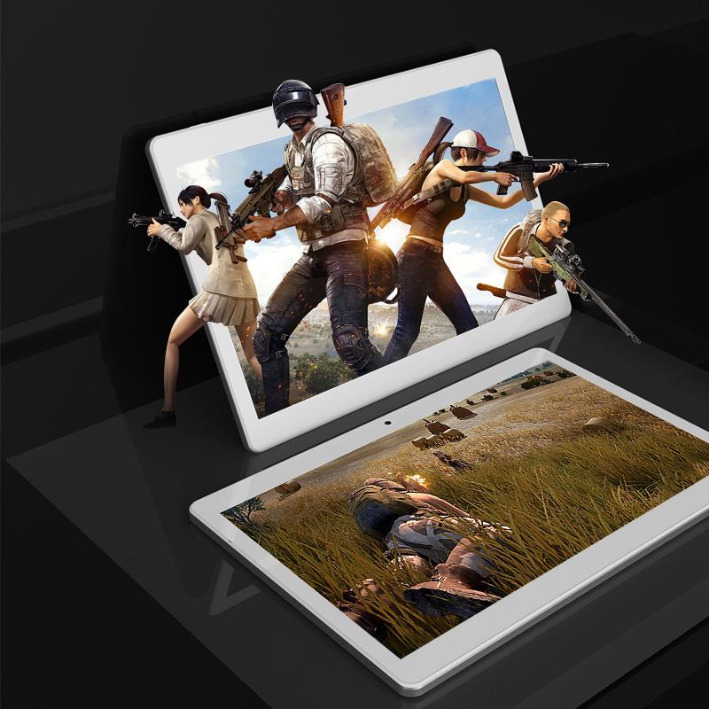 12 英寸超薄夏普大屏打电话旗舰 10.1 通话手机 4G 十核吃鸡平板电脑智能学习游戏全网通 X27 新款 2018 M5X 酷比魔方
