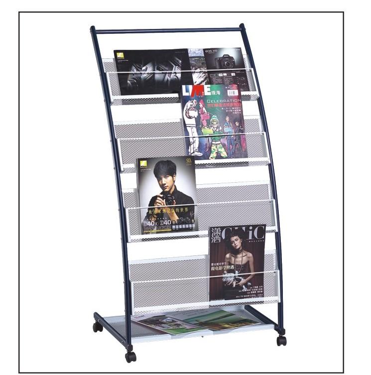 多款式杂志架 报刊架 展示架 书报架 资料架 书刊架 展示宣传架