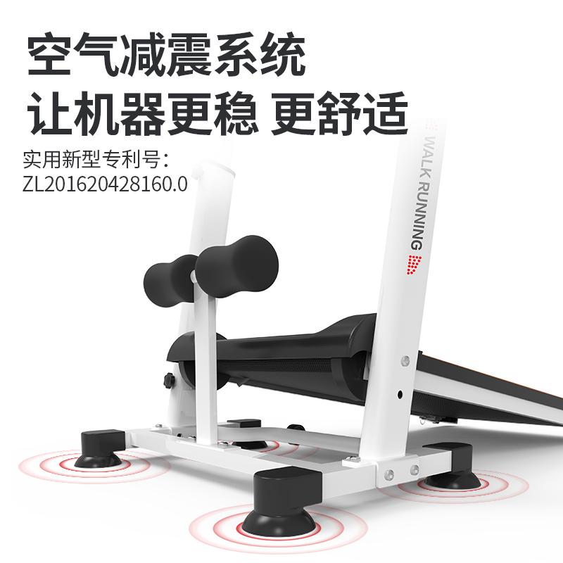 健身器材家用款迷你折叠机械跑步机简易小型走步机升级减肥多功能