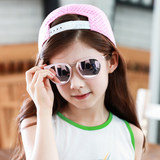 New cute Lori children's sunglasses baby sunglasses boys and girls anti-UV trend children's sunglasses