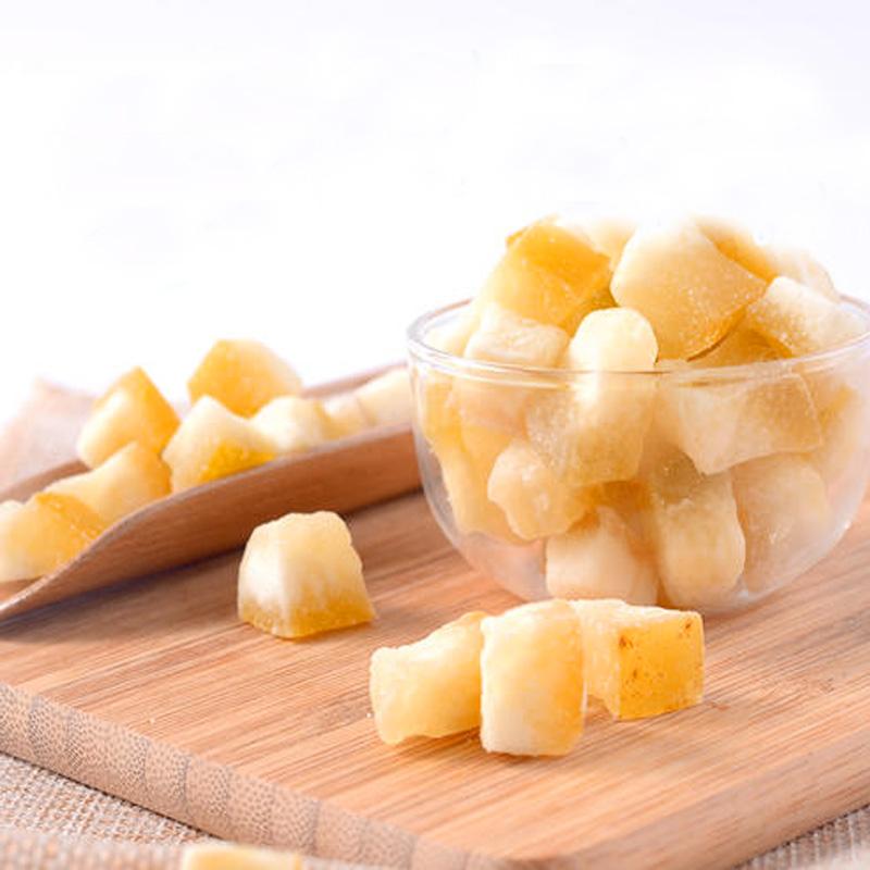 【进口】中国澳门U100蜜饯果干 海盐西柚干35克休闲食品零食小吃