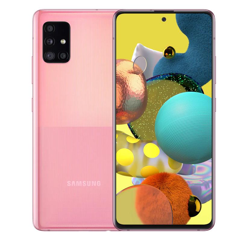 官方旗舰店 A71 手机 A51 三星 5G A5160 SM A51 Galaxy 三星 Samsung