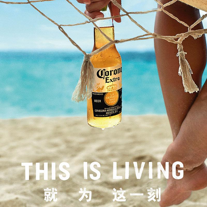 瓶 3 330ml 科罗娜啤酒墨西哥原装进口 Corona