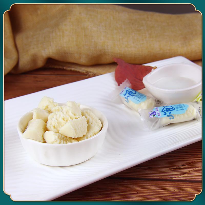 内蒙特产塔拉额吉奶酪酸奶酪酥 奶疙瘩奶皮子奶豆腐棒棒奶酪  250g