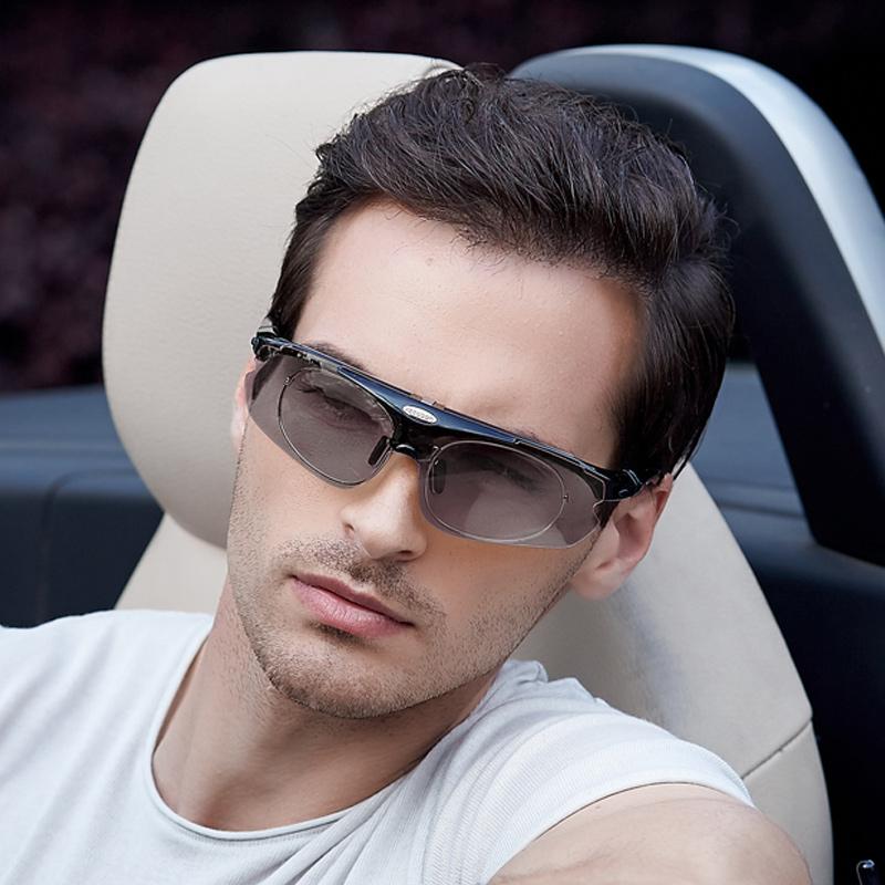 变色偏光骑行眼镜男女户外墨镜自行车护目镜防风太阳镜防紫外线