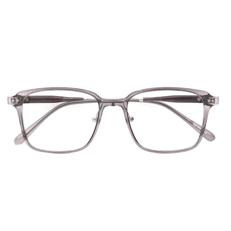 复古文艺超轻 眼镜框男大脸方框眼镜架女近视眼镜防蓝光大框潮  TR90