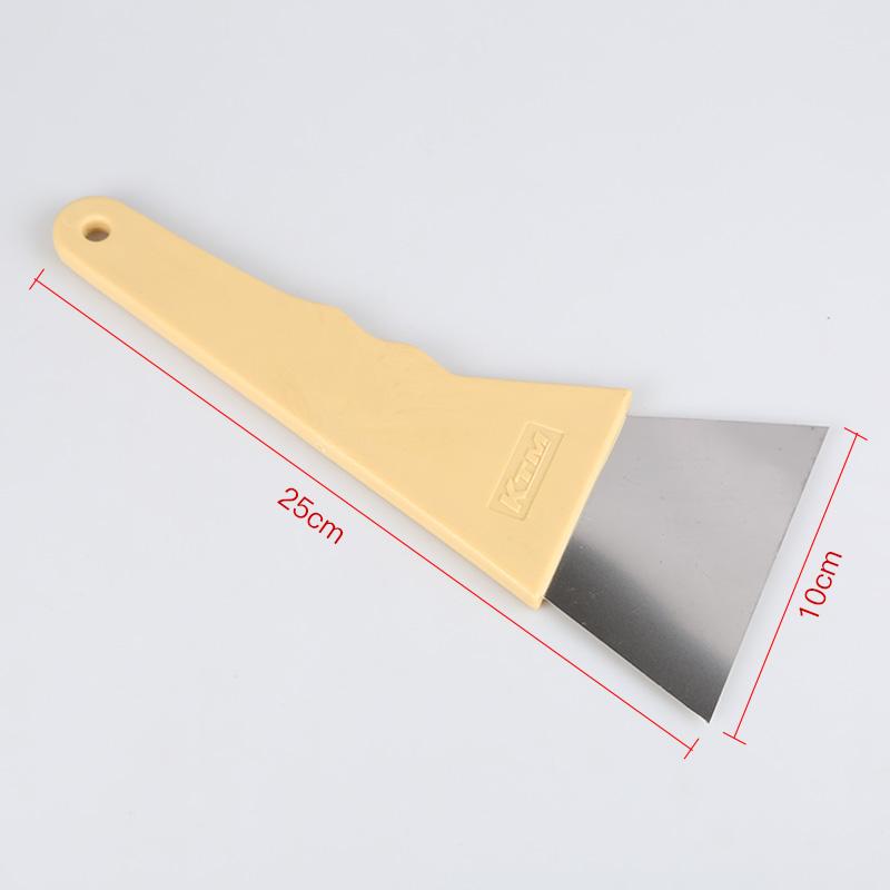 KTM 汽车贴膜工具- 刮刀 长柄钢刮板 贴膜刮板 不锈钢刮板