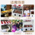 Sausage grilling machine household mini small Taiwanese automatic commercial hot dog grilled sausages with barbecue multi-function machine