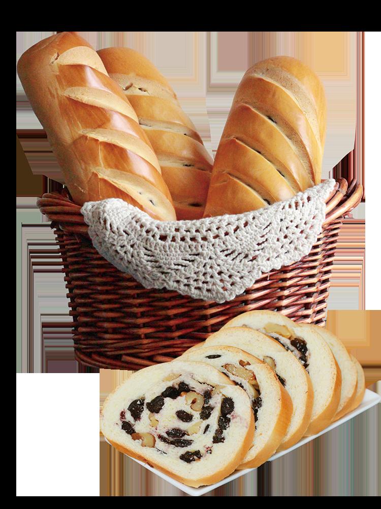 俄罗斯大列巴面包 全麦500克