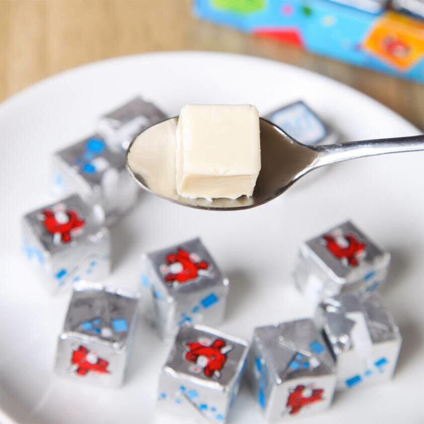 粒奶酪 24 盒包邮法国进口儿童奶酪补钙乐芝牛芝士小食粒酪香原味 2