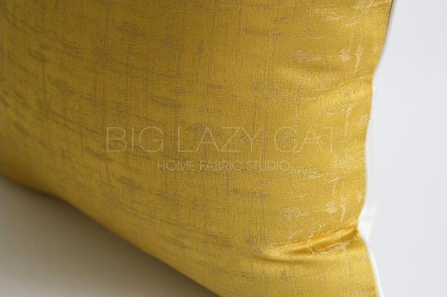 简约现代/样板房沙发靠包靠垫抱枕/轻奢小提花肌理纹抱枕腰枕