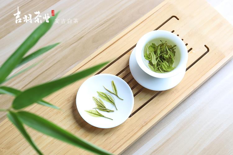 年新茶罐装礼盒 2019 克雨前一级亚博国际娱乐官方网站绿茶正宗 100 吉羽安吉白茶 秒杀