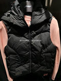Ms. Li Ning authentic 18 new winter fashion warm wind casual hooded down vest AMRN022