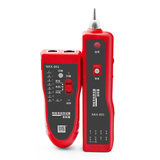 NOKOXIN Multifunction Line Finder Line Finder Network Tester Anti-interference Noise-free Set NKX801R / B