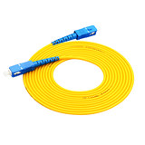 3 m SC-SC single-core single-mode fiber optic jumper 5/10/15 m telecommunications fiber pigtail home private telecommunications grade