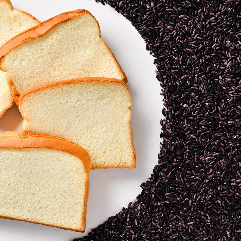 泓一紫米面包整箱奶酪夹心吐司充饥夜宵解馋网红健康零食早餐食品 No.4