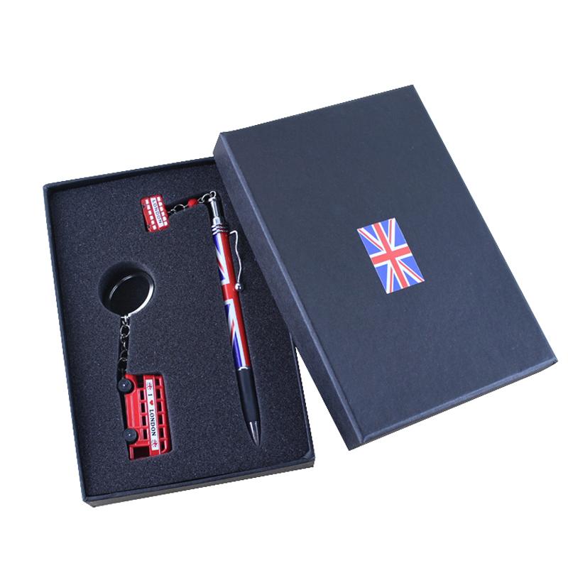 商务礼品两件套礼盒
