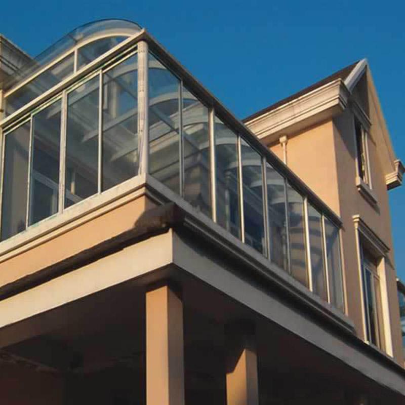 断桥铝门窗断桥铝封阳台铝合金门窗中空玻璃隔音窗内平开窗户