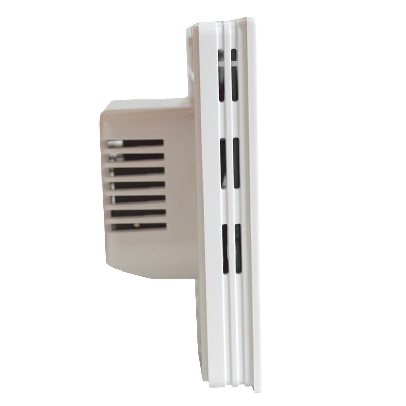 英国森威尔SASWELL有线壁挂炉温控器地暖温控器带WIFI手机APP远程