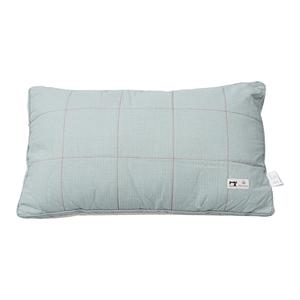 远梦家纺枕头枕芯英伦棉花枕单人棉枕护颈椎亲肤透气枕头纯棉面料
